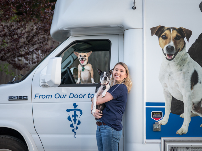 Portland Mobile Veterinarian