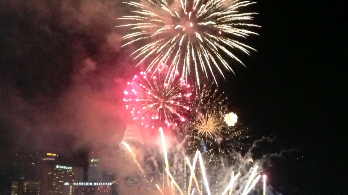 Pets, Fireworks and Thunder. Oh My!