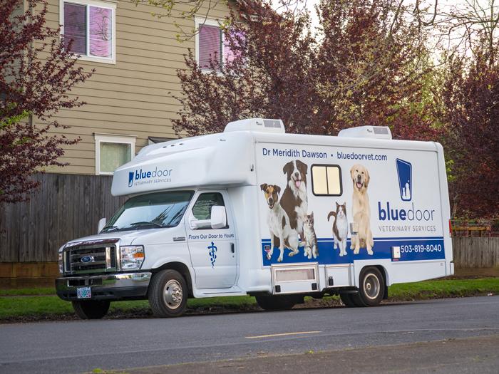 mobile vet clinic near me